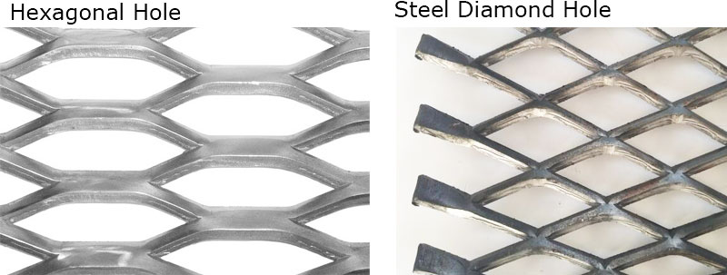 Heavy Duty Expanded Metal