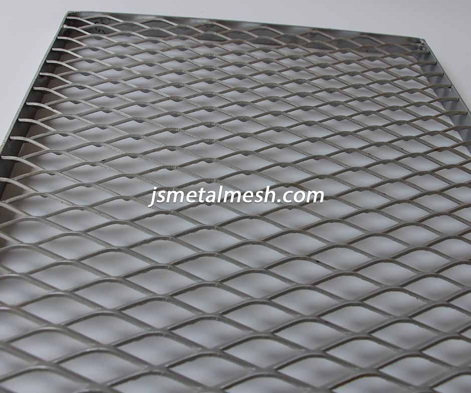 Galvanized Plate Expanded Metal