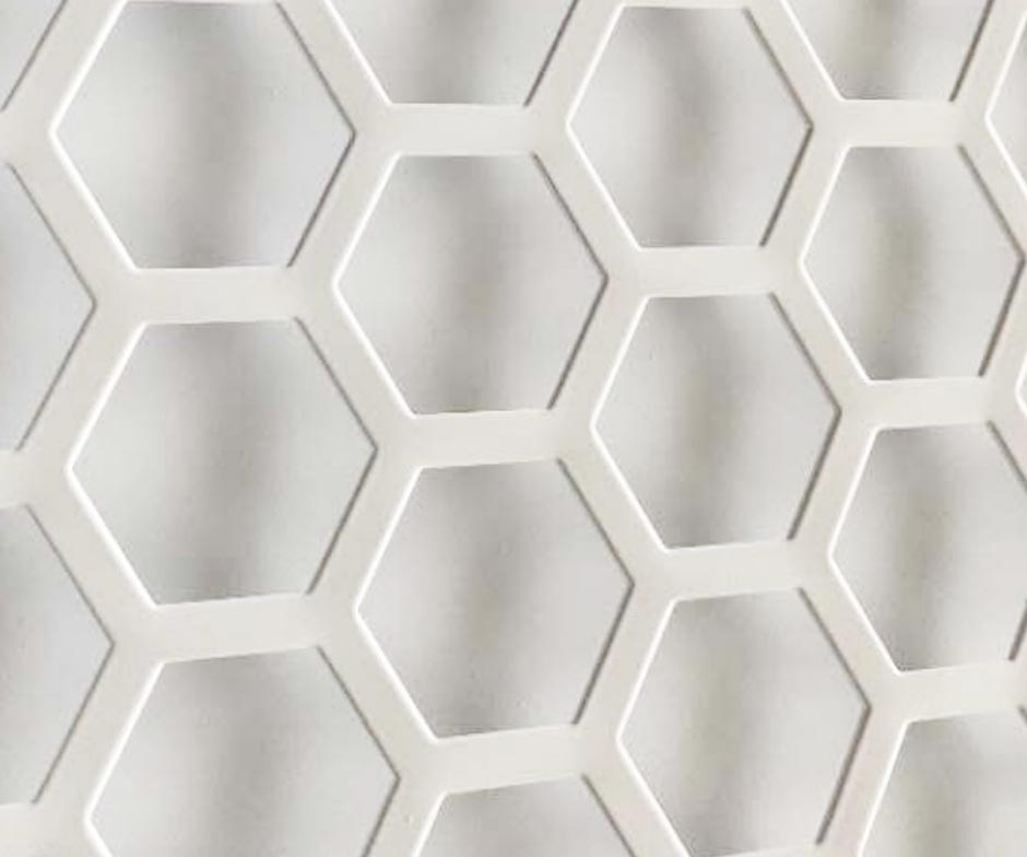 Decorative Hole Perforated Metal
