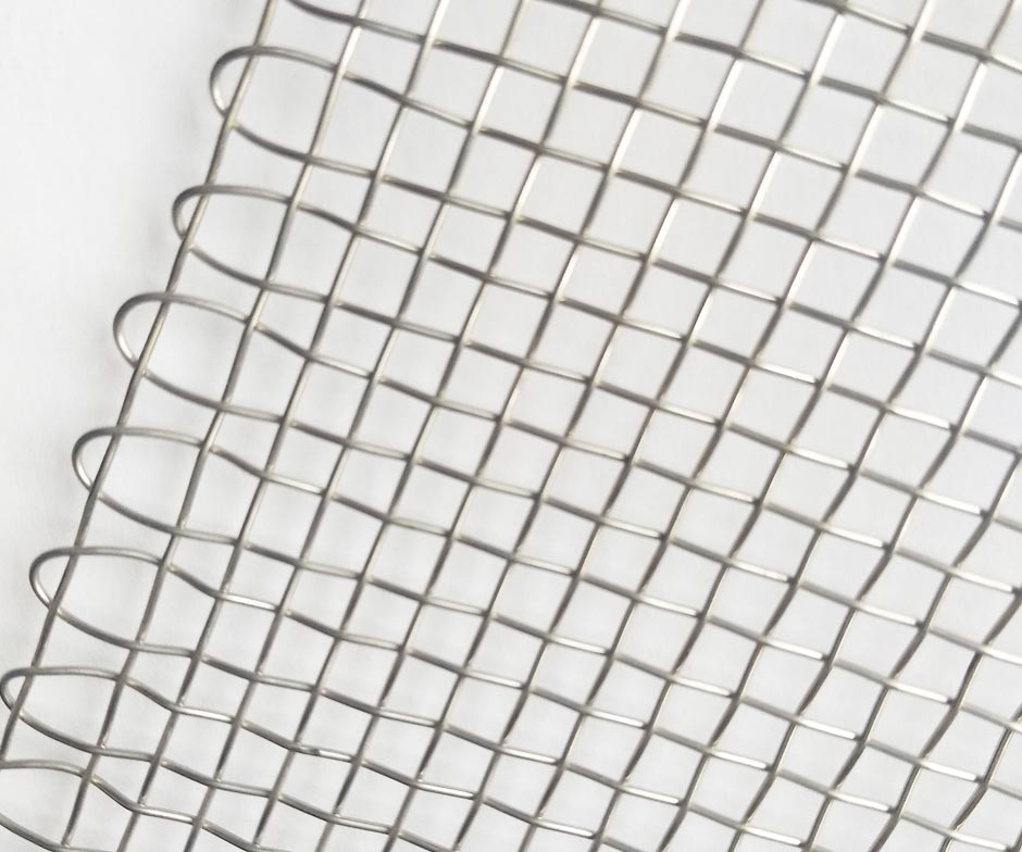 Crimped Stainless Steel Wire Mesh